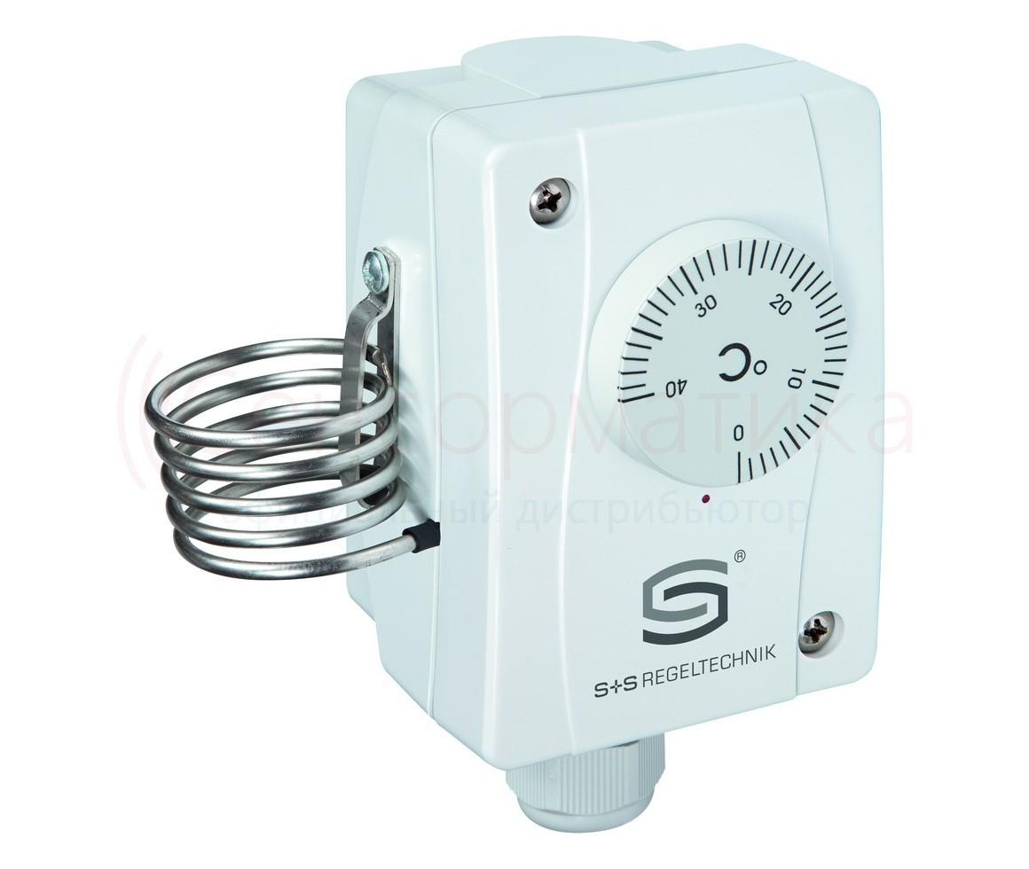 Механический терморегулятор для теплицы