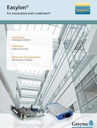 Каталог продукции Gesytec GmbH