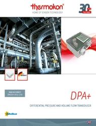 Обзор датчика давления DPA+ Thermokon