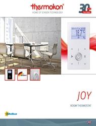 Обзор термостата JOY Thermokon