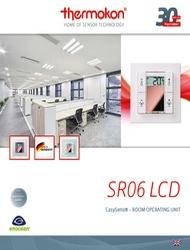 Обзор панели управления SR06 LCD Thermokon