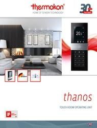 Обзор панели управления  Thanos Thermokon
