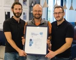 Разработчики компании COPA-DATA с сертификатом BTL